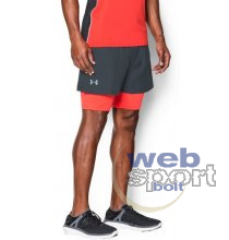 UA LAUNCH 5\'\' 2 IN 1 SHORT