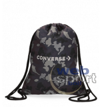 Converse Mono Camo Cinch Bag