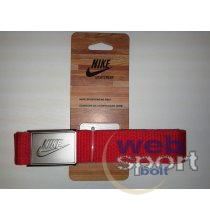 NIKE SPORTSWEAR BELT OSFM ACTION RED