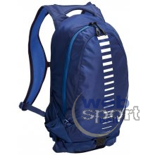 NIKE RUN COMMUTER BACKPACK 15L BLUE VOID/GYM BLUE/SILVER