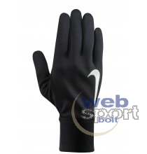 NIKE MENS THERMA GLOVES BLACK/BLACK/WHITE